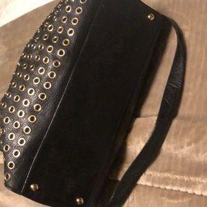 Michael Kors Bags - Michael Kors Gold Eyelet Bag
